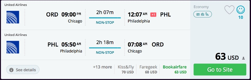 Chicago_to_Philadelphia_flights