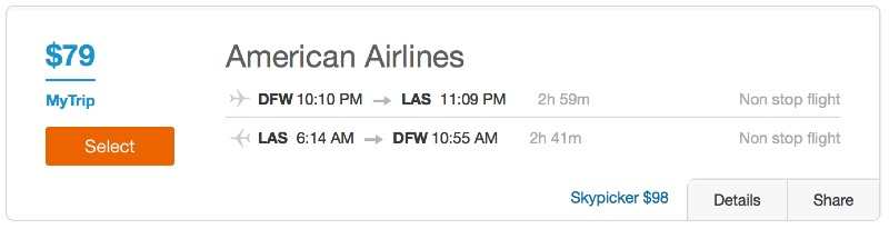 Cheap_flights_from_Fort_Worth_to_Las_Vegas_-_Dohop