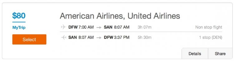 Cheap_flights_from_Fort_Worth_to_San_Diego_-_Dohop