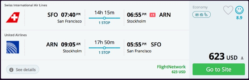 San_Francisco_to_Stockholm_flights_-_momondo
