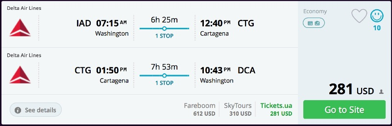 Washington_DC_to_Cartagena_flights_-_momondo