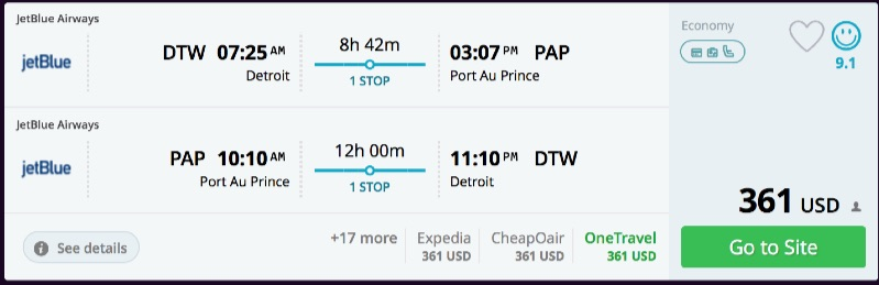Detroit_to_Port_Au_Prince_flights_-_momondo