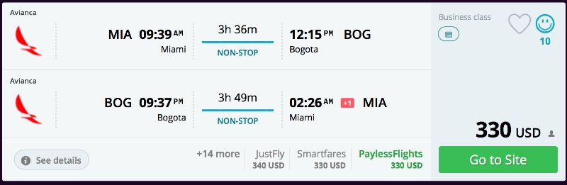 Miami_to_Bogota_flights_-_momondo