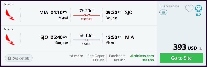 Miami_to_San_Jose_flights_-_momondo