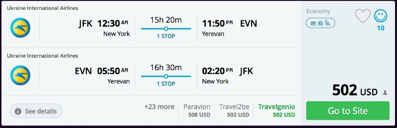 New_York_to_Yerevan_flights_-_momondo