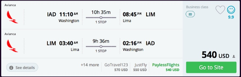 Washington_DC_to_Lima_flights_-_momondo