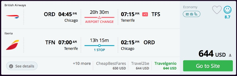 Chicago_to_Tenerife_flights_-_momondo