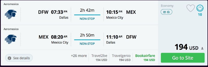Dallas_to_Mexico_City_flights_-_momondo