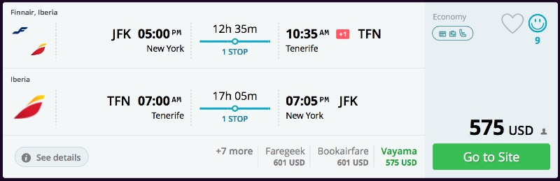 New_York_to_Tenerife_flights_-_momondo