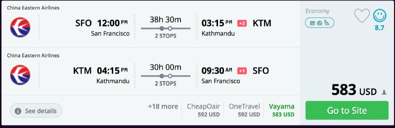 San_Francisco_to_Kathmandu_flights_-_momondo